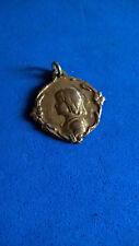 Medaglietta Placcato Oro Unic Jeanne D'Arco