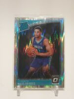 2018-19 Panini Donruss Optic Rated Rookie Miles Bridges Shock Prizm RC Hornets