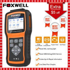 ABS Airbag SRS Reset Tool OBD2 Code Reader Scanner Diagnostic Foxwell NT630