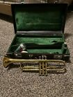 King Super 20 Trumpet Serviced With Case In Nice Condition
