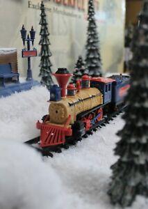 It's a Wonderful Life Bedford Falls Express Train Set 179 - Not Running