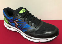 361 Degrees Marshal Black/Blue Running Shoes Trainers