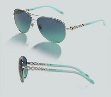ba0e754e4f15 Tiffany   Co.. Gradient Silver Sunglasses for Women for sale
