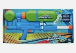 NEW Nerf Super Soaker XP100 Water Gun Limited Edition - Free Fast Ship!!