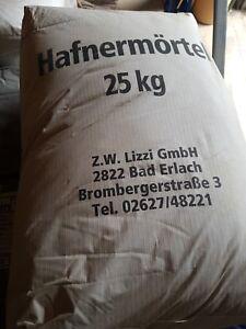 Ofenbaumörtel Lehm Lehmmörtel Ofenlehm Ofenbaulehm Lehmbackofen
