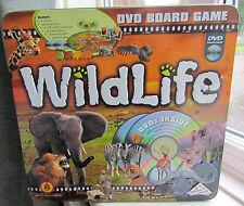 Raro JUEGO-DVD de Vida Silvestre Safari Boardgame identidad Juegos - 3000 preguntas