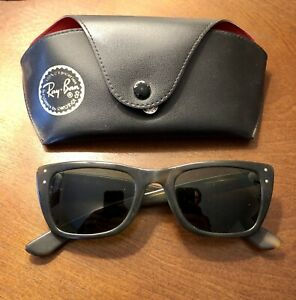 Vintage Ray Ban Caribbean Sunglasses Tortoise Original from 1960's Size 52mm