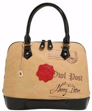 Harry Potter Letter Owl Post Dome Hand Bag Purse Satchel New with Tags