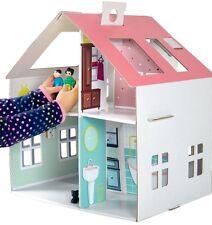 puppenh user aus pappe g nstig kaufen ebay. Black Bedroom Furniture Sets. Home Design Ideas