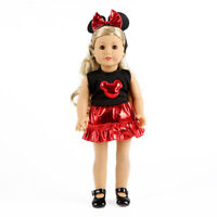 Fit For 18/'/' American Girl 3588ZS Pink Bottle GDY16 Bitty Baby Doll Accessories