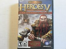 Heroes of Might and Magic V: Hammers of Fate Expansion (PC Win 2000/XP) SEALED