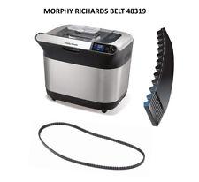 Morphy Richards Bread Maker Replacement ~ Drive Belt - Model - 48319
