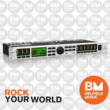 Behringer ULTRADRIVE PRO DCX2496 Ultra-High Digital Loudspeaker Management Syste