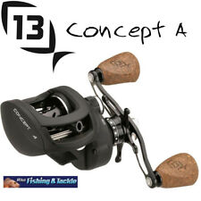13 Fishing Concept A LEFT HAND Fishing Reel 6.6 Low Profile BAITCASTER REEL