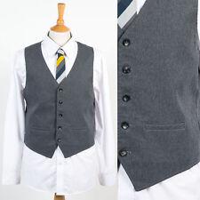 Plaine vintage pour homme gris gilet matelassée smart style rétro s