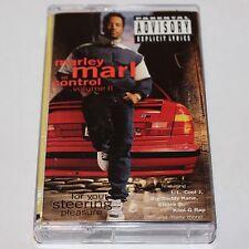 Marley Marl In Control Vol II Cassette Tape Hip Hop Rap Juice Crew Kevy Kev Ak B