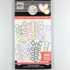 MRS GROSSMANS VELLUM SHEER STRIPES DL STICKER STRIP