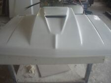 "Fiberglass 82-93 S 10 2"" or 4"" SVO RAM AIR cowl  induction bolt on hood"