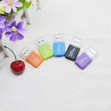 Random Wholesale Micro SD to USB 2.0 TF Memory Card Adapter Reader Lots