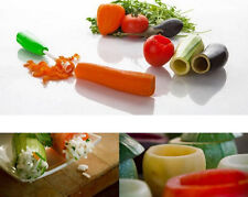 Fruit Drill Corer Stuffed Vegetable Carrot Zucchini Kitchen Tool Easy Peeler