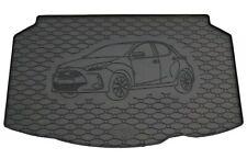 Gummi Kofferraumwanne für Toyota Yaris 2020- mit Motiv Kofferraummatte Wanne