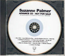 Suzanne Palmer ‎– Suzanne Palmer CD *RARE* ADVANCE COPY PROMO *TWISTED*