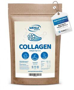 Collagen Pulver Kollagen Hydrolysat Eiweiß Pulver Neutral Collagen Ty 1 2 3