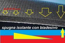 ISOLAMENTO IN SPUGNA IGNIFUGA E BIADESIVO MISURE 100 X 50 X 1.5 Cm