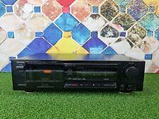 More details for denon drm-500 hifi stereo cassette deck, cassette recorder dolby b.c hx pro