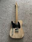 Fender Player Telecaster 2018 MIM Lefty Left-Handed Maple Neck Modified Guitar