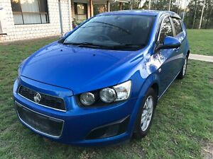 "HOLDEN TM BARINA 2011 122,000km - VERY LIGHT  HAIL -  ""NO RESERVE"""