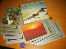 China, Sichuan Province, 10 Vintage Scenery Postcards, New