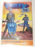 Perry Unser Mann im All Heft 66 Hethke Verlag Nachdruck Moewig Z 1