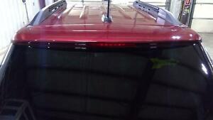 2010-2017 Chevrolet Equinox Rear Spoiler Wing w/3rd Brake Light Red Pearl-405Y
