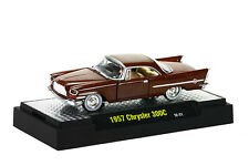 1957 Chrysler 300C braun, M2 Machines Auto Thentics (20D), 1:64