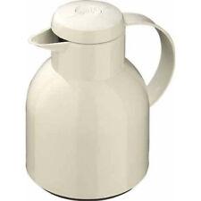 EMSA samba isolierkanne thermos cafetière théière quick press 1l Blanc