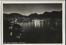 cartolina bianco e nero di como spedita nel 1941