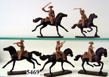 Armies In Plastic 5469 - U.S. Continental Cavalry Figures-Wargaming Kit
