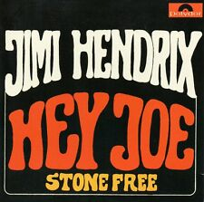 ★☆★ CD Single Jimi HENDRIX	Hey Joe 2-track CARD SLEEVE  ★☆★