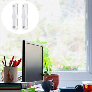8pcs Screen Window Installation Buckle Self-adhesive Fixing Grid Snap Fastener