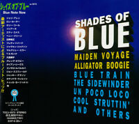 Various-Shades Of Blue (jpn) CD   Excellent