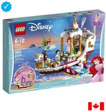 LEGO DISNEY - PRINCESS ARIEL'S ROYAL CELEBRATION BOAT (380 pieces)