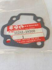 SUZUKI GASKET, CRANKCASE TS75,TS50,TM75,AC75,AC50,AS50 11241-19300 NOS!