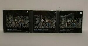 Blues Collection 3 Disc Set 36 Tracks Of The Best Blues Ever All Discs Perfect