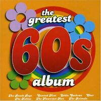 Various Artists - The Greatest 60's Album - Various Artists CD M8VG The Fast