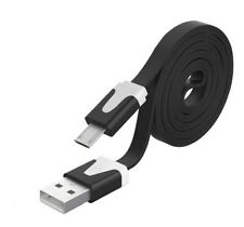 USB Charger Data Cable for Sony Smartphones, Playstation 1,8m Data Cable