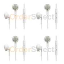 4 NEW Headphone Headset Earbud for Apple iPhone 3 3G 3GS 4 4S 5 5C 5S 6 6S Plus