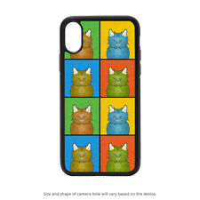 Selkirk Rex Cat Case for iPhone 12 Se 11 X Xr Xs Pro Max 8 7 Galaxy S20 S10 S9 6