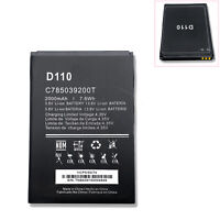 New Li-ion Battery For C785039200T BLU DASH X2 D110 D110U D110L 2000mAh 3.8V