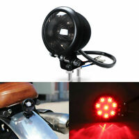 Motorcycle LED Rear Tail Light Brake taillight Stop Light Lamp For Harley Bobber